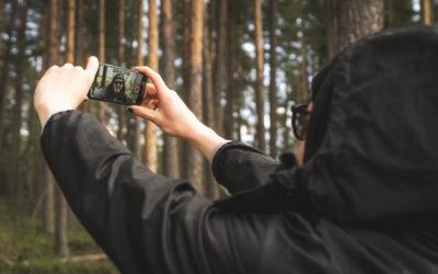 Retkellä sisällöntuotantoon: Videokuvaus