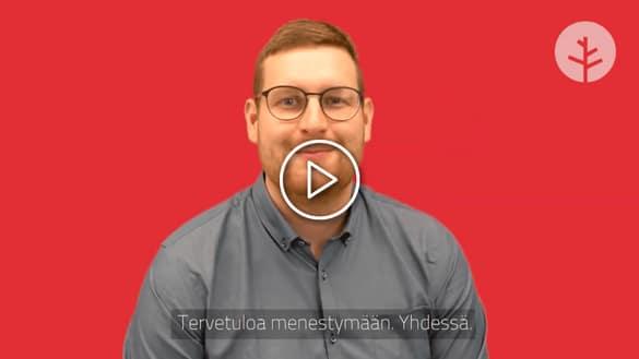 Markkinointitoimisto - Tervetuloa