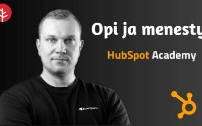 Mikä on HubSpot Academy