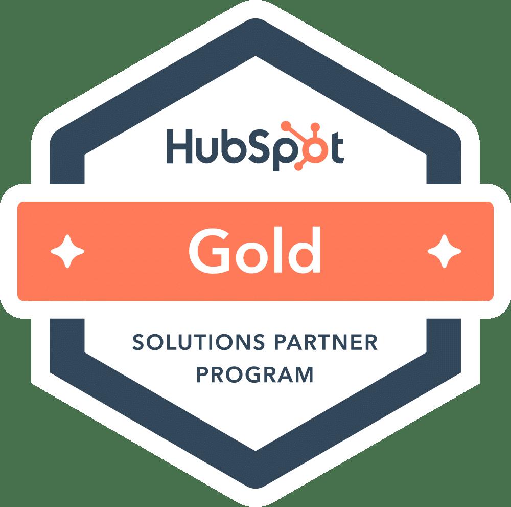 HubSpot Gold Partneri Pitkospuu